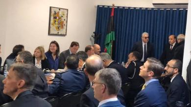 Photo of باشاغا يُطلع المُجتمع الدولي على احتياجات الأمن