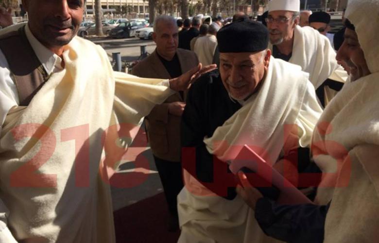 """وفد """"فض النزاع"""" يصل طرابلس"""