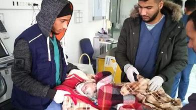 Photo of الأطفال المرضى لم يسلموا من الاشتباكات