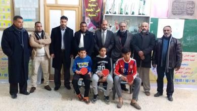 Photo of القبة تحتضن مهرجانا رياضيا مدرسيا
