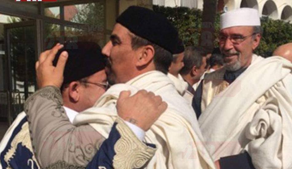 المجلس الأعلى للمصالحة طرابلس ومجلس أعيان ترهونة - طرابلس