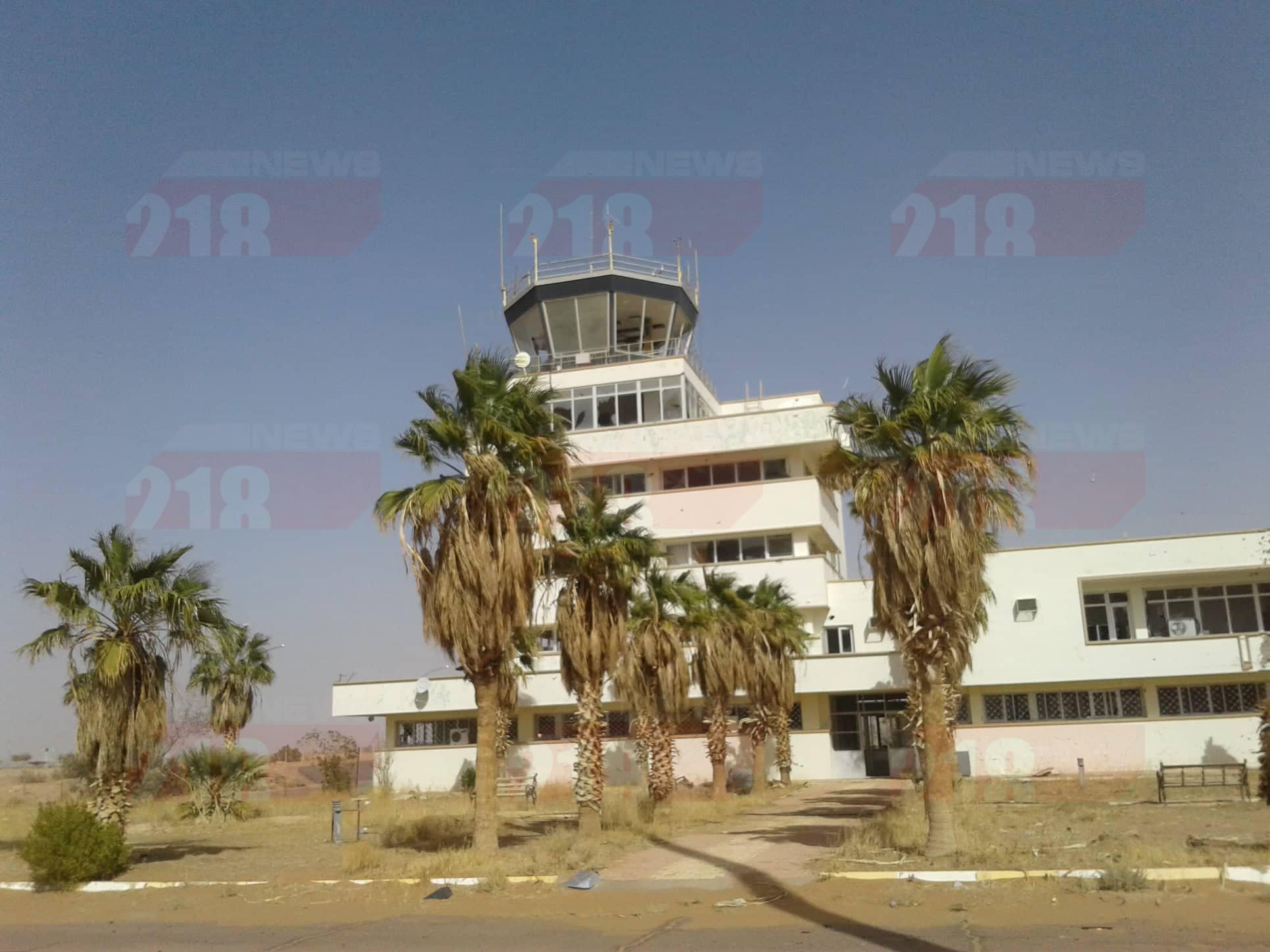 مطار سبها الدولي