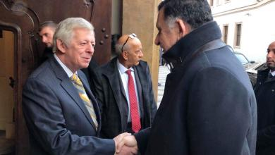 "Photo of السراج يتطلع للاستفادة من ""الديمقراطية التشيكية"""
