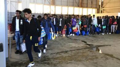 ترحيل مهاجرين من ليبيا إلى النيجر