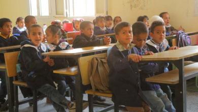 """Photo of استئناف الدراسة في """"قصر بن غشير"""""""