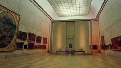 صورة زوار متحف اللوفر يتجاوزون العشرة ملايين.. والسبب؟