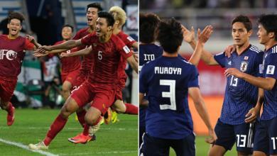 صورة اليابان يواجه فيتنام في دور الـ8 من أمم آسيا