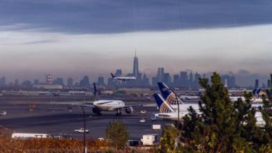 Photo of تعليق مؤقت للرحلات الجوية بمطار أميركي