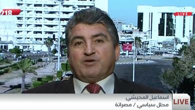 المهتم بالشأن العام إسماعيل المحيشي