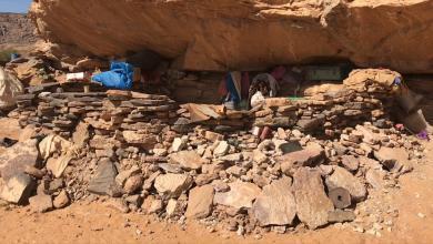 Photo of ليبيون يسكنون الكهوف في القرن الـ21 (فيديو)