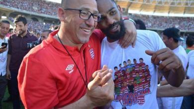 المدرب التونسي صبري البوهالي