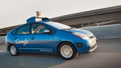 Photo of غوغل تُطلق خدمة مُهمّة لسائقي المركبات الآلية