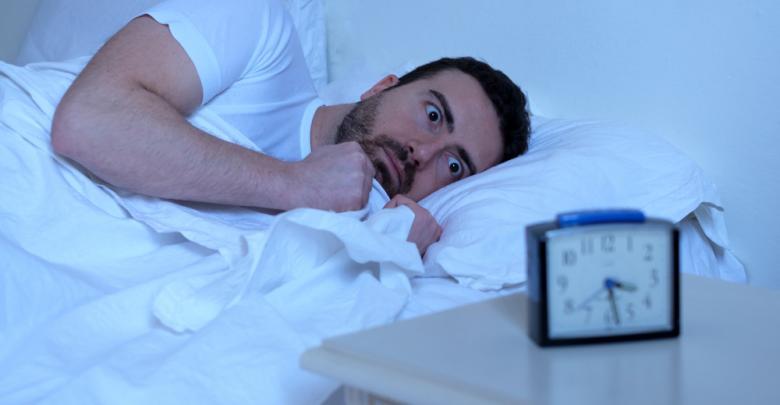 قلة النوم - تعبيرية