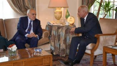 Photo of سلامة يُناقش مع أبو الغيط بناء الثقة بين الأطراف الليبية