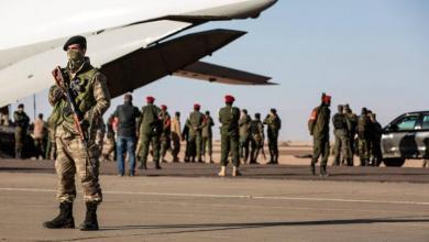 صورة أطراف ليبية تدعم المعارضة التشادية لضرب الجيش الوطني