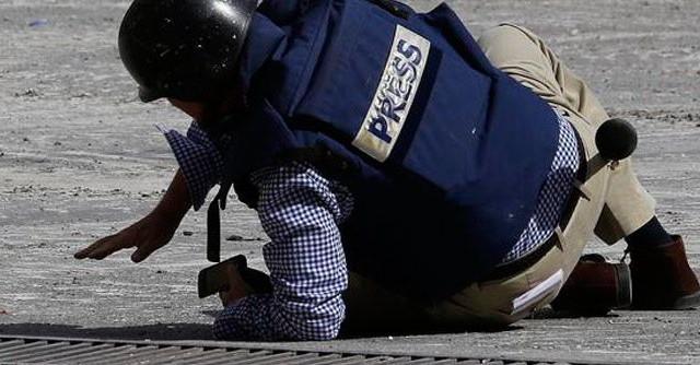 اعتداء على الصحفيين