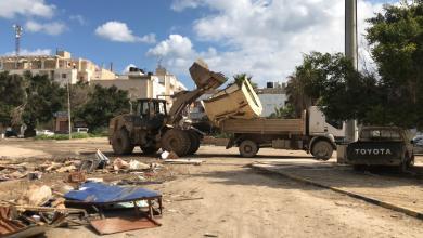 Photo of بعد القضاء على الإرهاب.. مُهمة جديدة في درنة