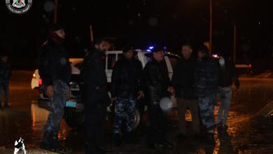Photo of قيادات أمنية تتفقد عمل الأجهزة في بنغازي
