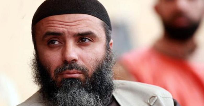 الإرهابي سيف الله بن حسين المعروف بأبو عياض