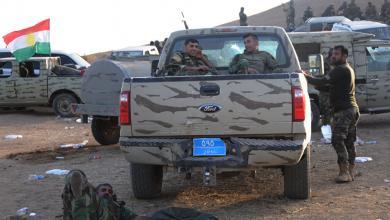 Photo of تنسيق أمني بين الجيشالعراقيوالبيشمركة لمحاربة داعش
