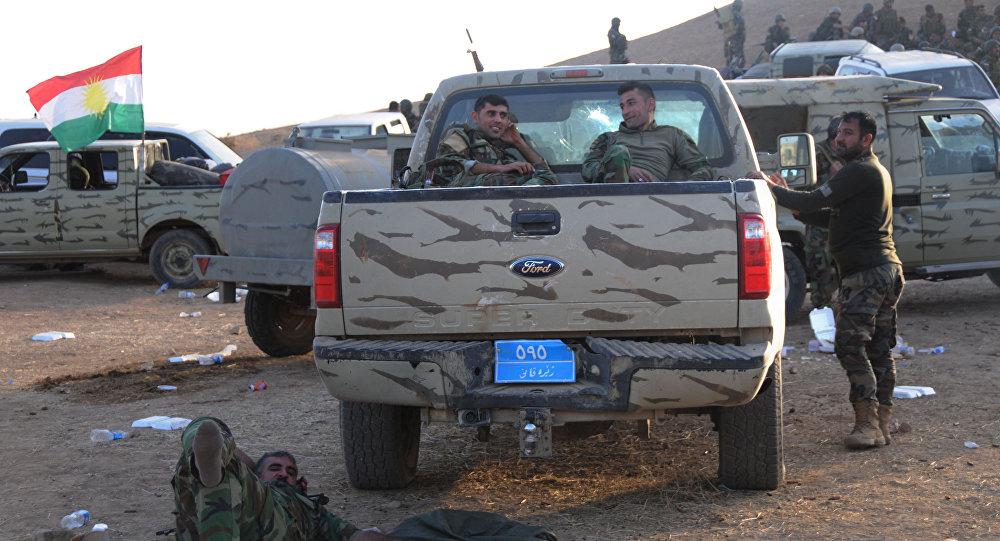 الجيشالعراقيوالبيشمركة
