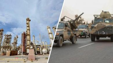 Photo of حقل الشرارة تحت سيطرة الجيش الوطني