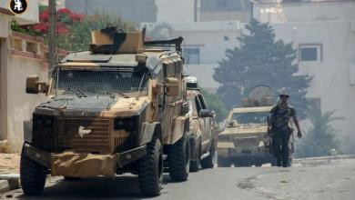 "Photo of مُقاتلون من ""شورى درنة"" يُسلمون أنفسهم للجيش"