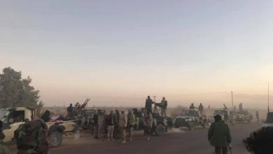 الجيش يسيطر على مرزق بعد معارك عنيفة