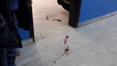 هجوم مسلح على الحرس البلدي في بنغازي