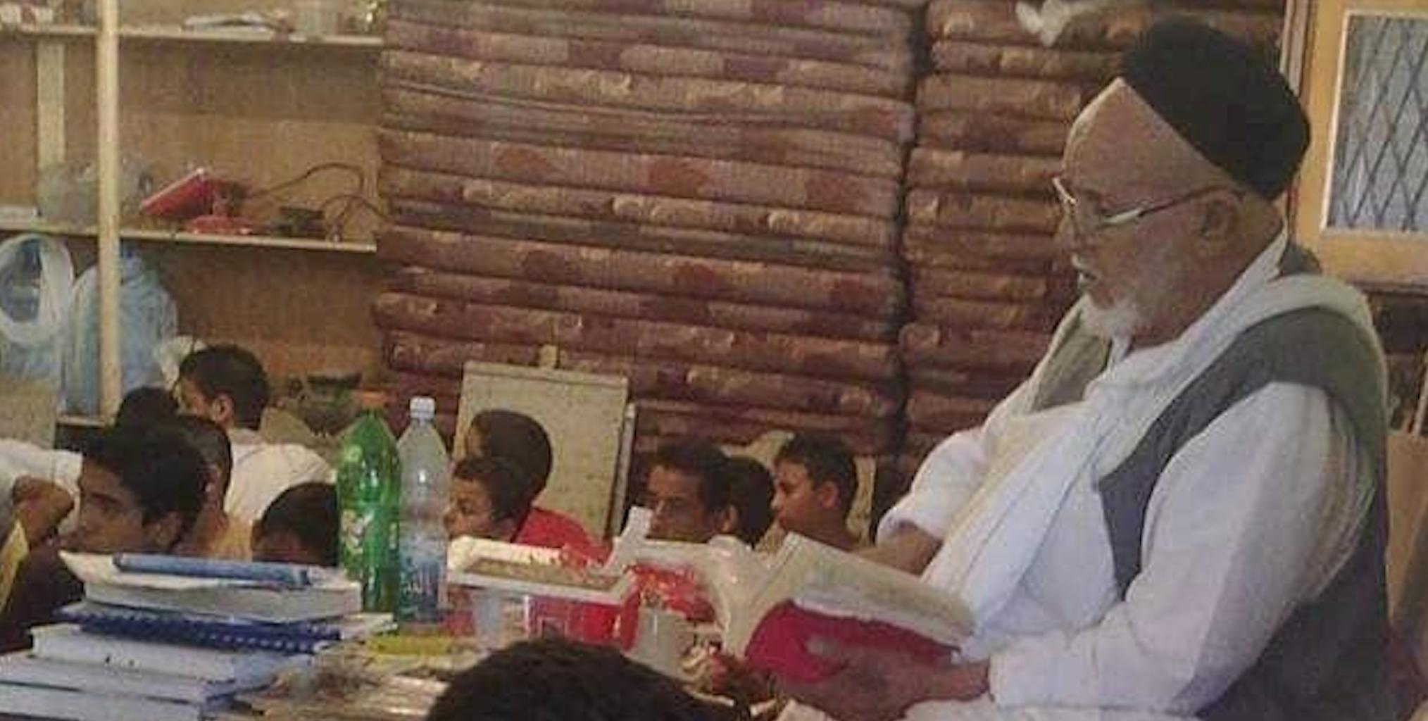 الشيخ عريبي سيرة حافلة بالعطاء الديني