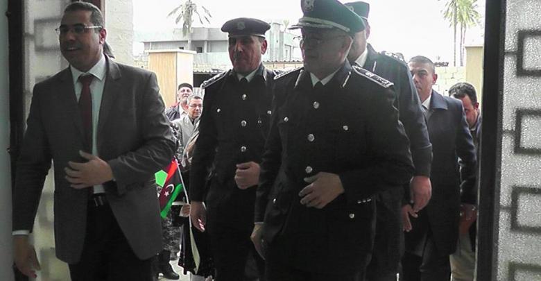 العميد يوسف مراد نائب رئيس مصلحة الجوازات والجنسية وشؤون الأجانب بداخلية الوفاق