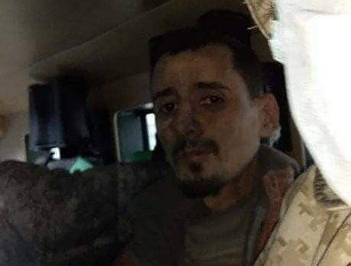 القيادي لدى مجلس شورى درنة المنحل حافظ الضبع الملقب بـأبو أيوب