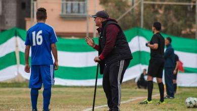المدرب الجزائري مجدي الكردي