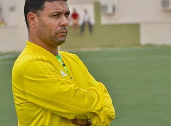 المدرب مروان نصرات