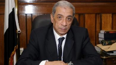 المستشار هشام بركات