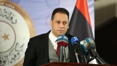 الناطق باسم رئيس المجلس محمد السلاك