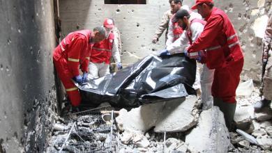 Photo of انتشال 35 جثة مجهولة الهوية في درنة