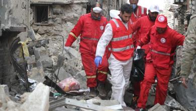 Photo of انتشال 3 جُثث من المدينة القديمة في درنة