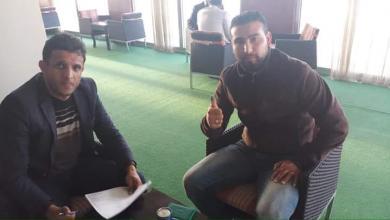 صورة الوفاق إجدابيا يتعاقد مع المخضرم وسام بوكتيف