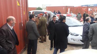بدء التحقيقات في شحنة المُدرعات التركية