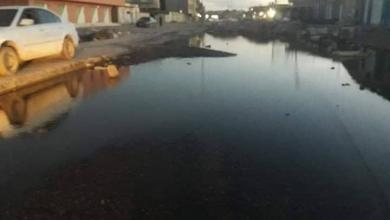 Photo of تلوث مياه الشرب في الجغبوب
