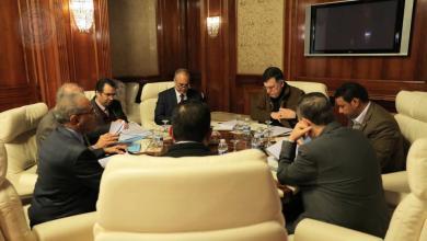 رئيس المجلس الرئاسي يترأس اجتماع مجلس أمناء المؤسسة الليبية للاستثمار