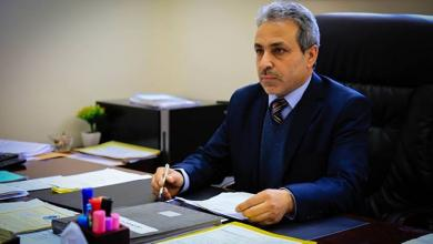 رئيس ديوان المُحاسبة بالبيضاء عمر عبد ربه