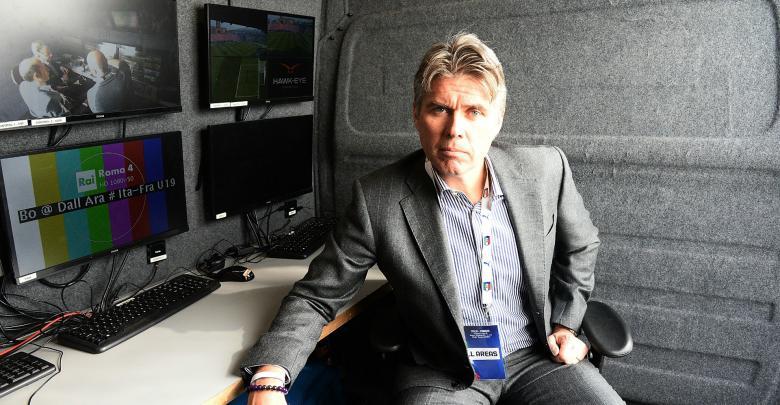 روبرتو روسيتي رئيس لجنة الحكام بالاتحاد الأوروبي لكرة القدم