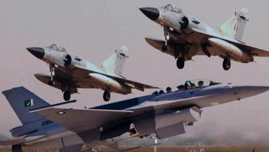 سلاح الجو الهندي - سلاح الجو الباكستاني