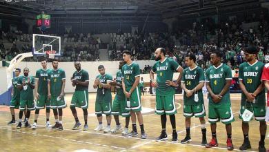 سلة الأهلي طرابلس