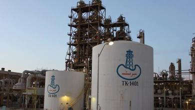 """Photo of """"سرت النفطية"""" تنتهي من صيانة الضاغطة C12"""