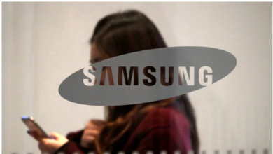 شعار شركة سامسونغ
