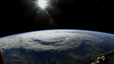 صورة لكوكب الأرض