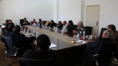 صيانة عاجلة لـ10 مراكز صحية في مدينة بنغازي